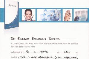 doctor-enrique-fernandez-formacion-experto-radiese-nivel-plata