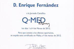 doctor-enrique-fernandez-formacion-qmed-day-malta