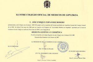 enrique-fernandez-titulacion-colegio-oficial-medicos